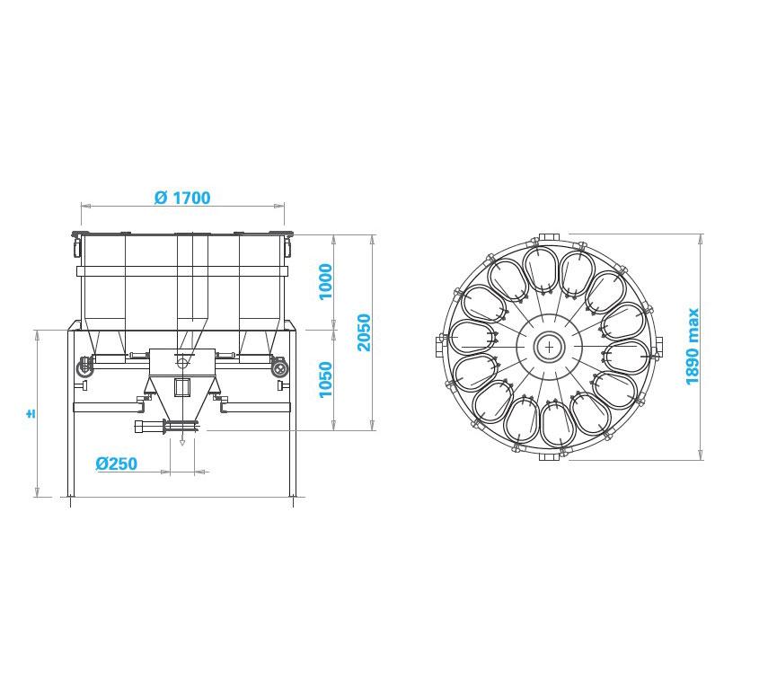 Fragola-spa-n-14-micro-celle-cap-60lt-cad