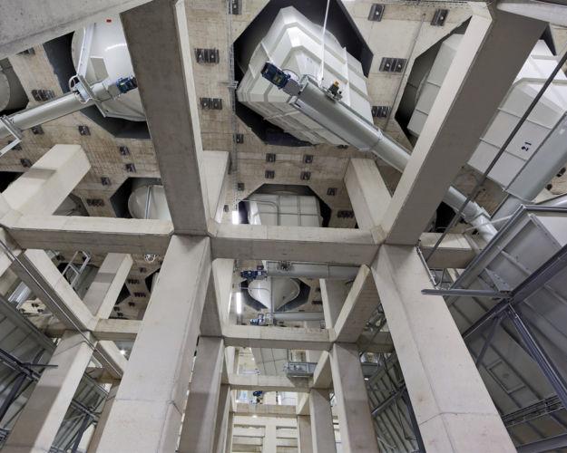 Estrazione da silos