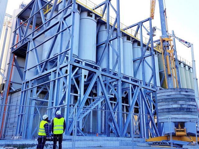 fragoal-spa-Installazione-nuova-linea-per-carico-camion-1